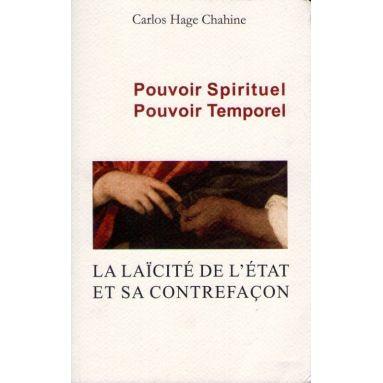 Pouvoir Spirituel Pouvoir Temporel