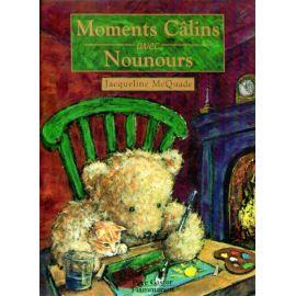 Moments calins avec Nounours