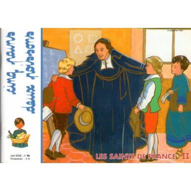 Les saints de France Tome 2