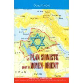 Le plan sioniste pour le Moyen-Orient