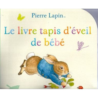 beatrix potter le livre tapis d 39 veil de b b livres en famille. Black Bedroom Furniture Sets. Home Design Ideas