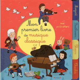 Mon premier livre de musique classique