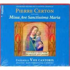 Missa Ave Sanctissima Maria