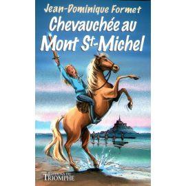 Chevauchée au Mont St-Michel