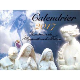 Calendrier 2017 - Fatima centenaire