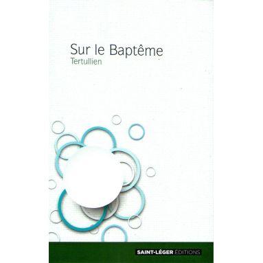 Sur le baptême