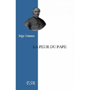 La peur du Pape