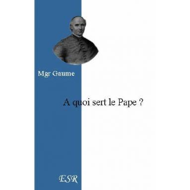 A quoi sert le Pape ?