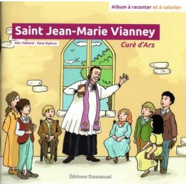 Saint Jean-Marie Vianney, curé d'Ars