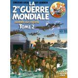 La Seconde Guerre mondiale racontée aux enfants - Tome 2