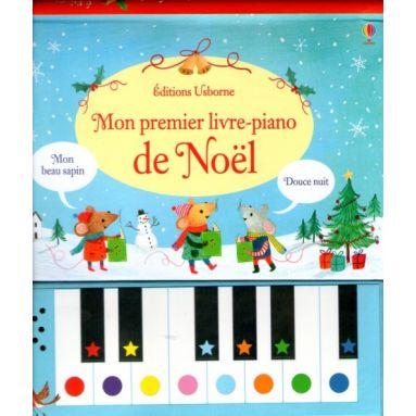 Mon premier livre piano de Noël