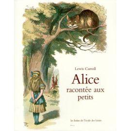Alice racontée aux petits