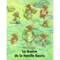 La lessive de la famille Souris