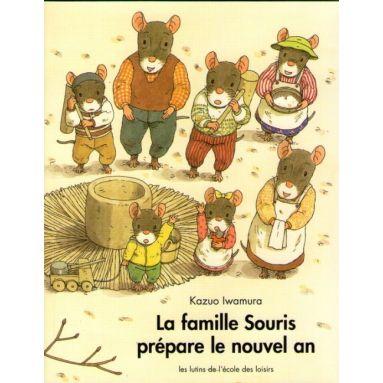 La famille Souris prépare le nouvel an