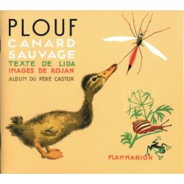 Plouf canard sauvage
