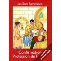 Les Trois Blancheurs - Cahier d'exercices - Confirmation - Profession de Foi