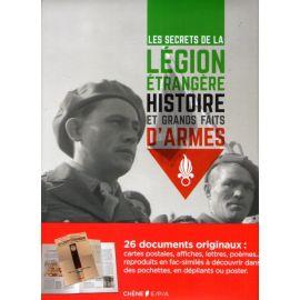 Les secrets de la Légion étrangère