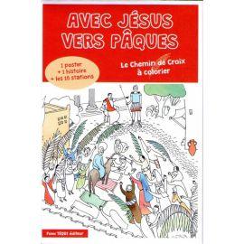 Avec Jésus vers Pâques