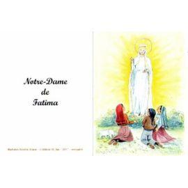 Prière de l'Ange de Fatima