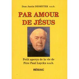 Par amour de Jésus