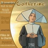 Catherine On la fête le 25 novembre
