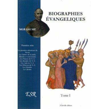 Biographies évangéliques Tome 1 & tome 2