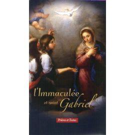 L'Immaculée et saint Gabriel