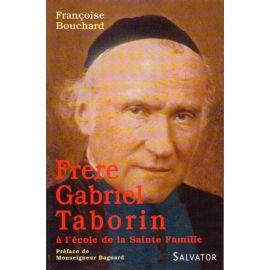 Frère Gabriel Taborin à l'école de la Sainte Famille