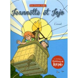 Jeannette et Jojo Tome 4