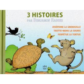 3 Histoires - Volume 4