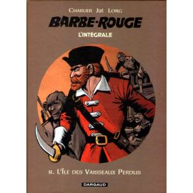 Barbe-Rouge L'intégrale 8