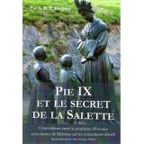 Pie IX et le secret de La Salette