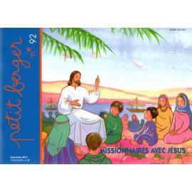 Missionnaires avec Jésus