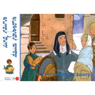 Les merveilles des saints