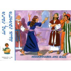 Missonnaires avec Jésus