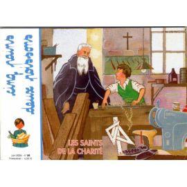 Les saints de la charité N°88