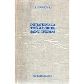 Initiation à la théologie de Saint Thomas