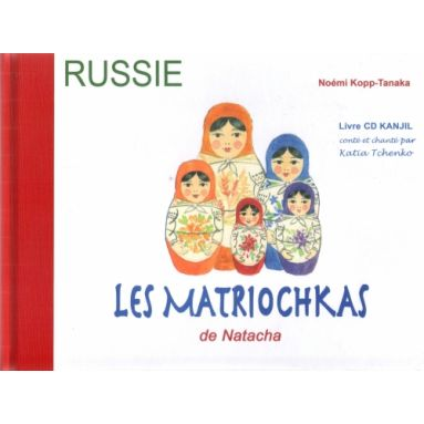 Les Matriochkas de Natacha