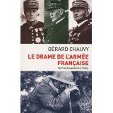 Le drame de l'armée française