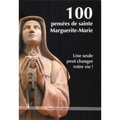 100 pensées de sainte Marguerite-Marie