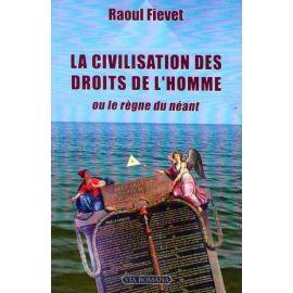 La civilisation de Droits de l'Homme