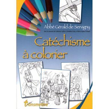 Catéchsime à colorier