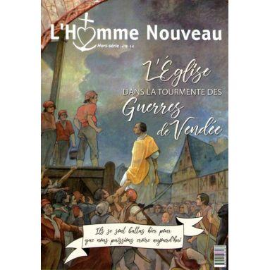 L'Eglise dans la tourmente des Guerres de Vendée