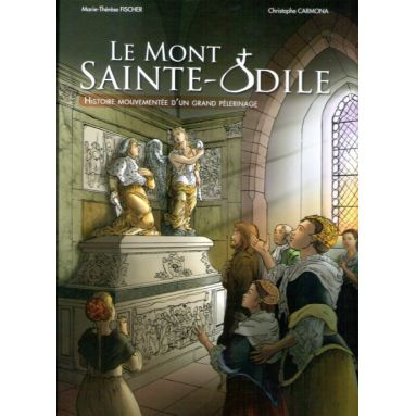 Le Mont-Sainte-Odile