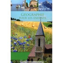 Géographie pour les enfants CE1 & CE2