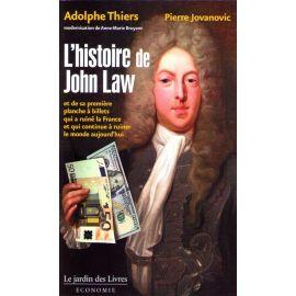 L'histoire de John Law