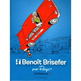 Benoît Brisefer - L'intégrale 1