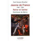 Jeanne de France reine et sainte