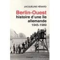 Berlin-Ouest : histoire d'une île allemande