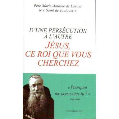 D'une persécution à l'autre